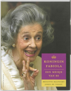 Koningin Fabiola, een meisje van 80