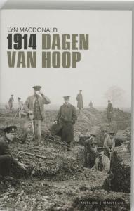 1914 Dagen van hoop