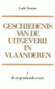 Geschiedenis van de uitgeverij in Vlaanderen I
