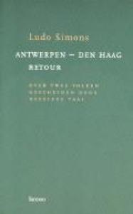Antwerpen - Den Haag retour