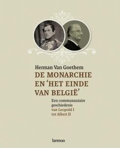 De monarchie en 'het einde van België'