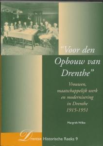 Voor den opbouw van Drenthe