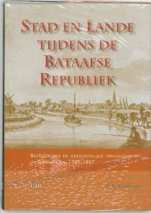 Stad en lande tijdens de Bataafse Republiek