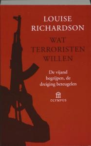 Wat terroristen willen