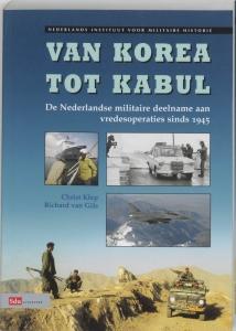 Van Korea tot Kabul