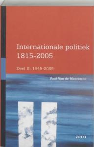 Internationale politiek 1815-2005