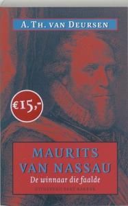 Maurits van Nassau 1567-1625 Midprice