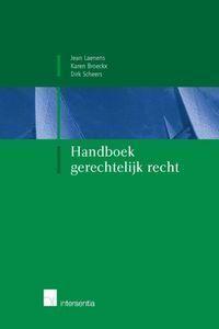 Handboek gerechtelijk recht