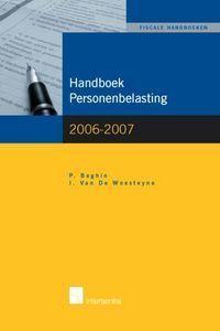 Handboek personenbelasting 2006-2007