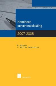 Handboek personenbelasting 2007-2008