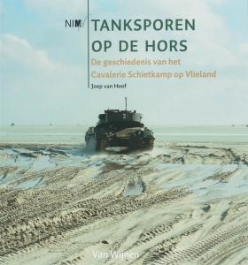 Tanksporen op de Hors