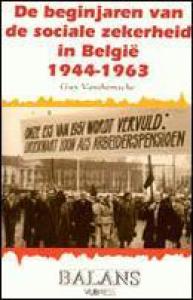 Beginjaren van de sociale zekerheid in België, 1944-1963