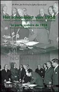 Het Schoolpact van 1958