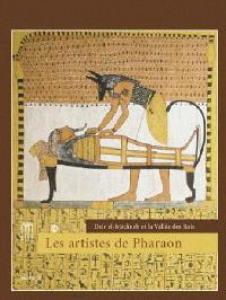 De kunstenaars van de Farao's