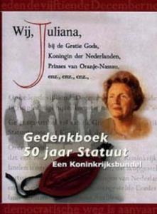 Gedenkboek 50 jaar Statuut