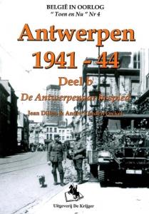 Antwerpen 1941-1944 B De Antwerpenaar bespied