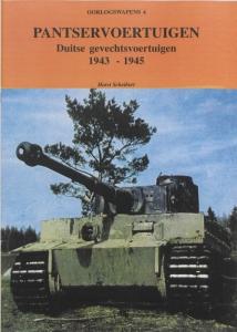 Pantservoertuigen Duitse gevechtsvoertuigen 1935-1945