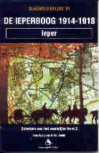 De Ieperboog 1914-1918 2 Schetsen van het westelijke front