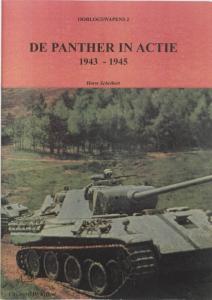 De Panther in actie 1943-1945