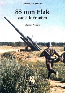 88 mm Flak aan alle fronten