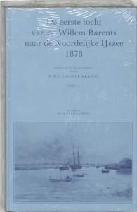 De eerste tocht van de Wilklem Barents naar de Noordelijke ijszee 1878
