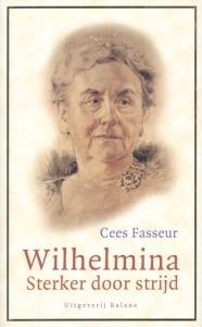 Wilhelmina Sterker door strijd