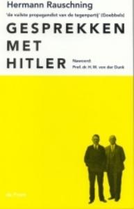 Gesprekken met Hitler