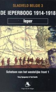 De Ieperboog 1914-1918 1 Schetsen van het westelijke front