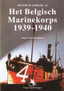 Het Belgisch marinecorps 1939-1940