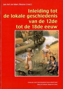 Inleiding tot de lokale geschiedenis van de 12de tot de 18de eeuw