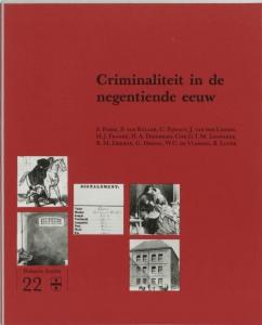 Criminaliteit in de negentiende eeuw