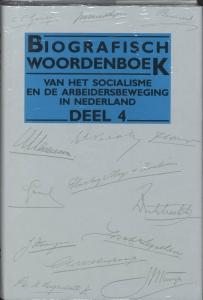 Biografisch woordenboek van socialisme enz. 4