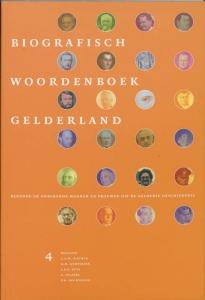 Biografisch Woordenboek Gelderland - deel 4