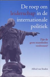 De roep om leiderschap in de internationale politiek