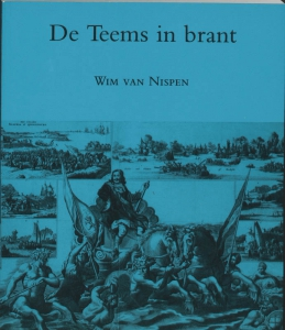 De Teems in brant