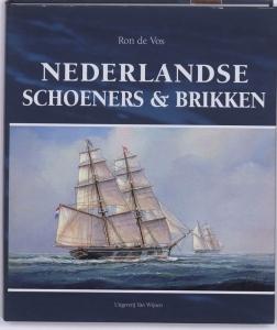 Nederlandse schoeners en brikken