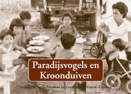 Kroonduiven en paradijsvogels
