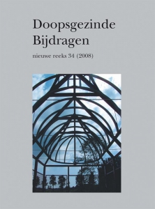 Doopsgezinde Bijdragen Nieuwe reeks nummer 34 2008