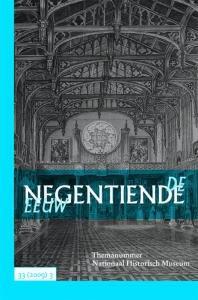 De Negentiende Eeuw 33(2009)3 Themanummer Nationaal Historisch Museum