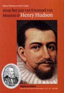 1609 het jaar van Emanuel van Meteren en Henry Hudson