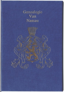 Genealogie van Nassau