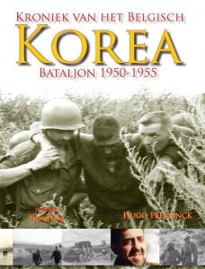 Kroniek van het Belgisch Koreabataljon 1950-1955