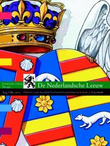 De Nederlandse leeuw 4/5 aug/okt 2010