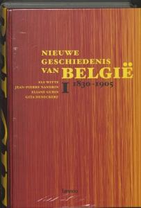 Nieuwe geschiedenis van België - deel I
