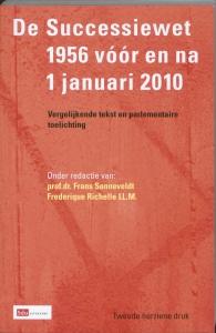 De Successiewet 1956 voor en na 1 januari 2010