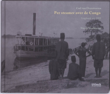 Per steamer over de Congo