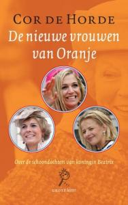 Nieuwe vrouwen van Oranje (grote letter)