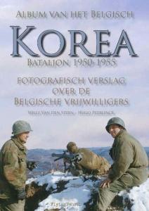Album van het Belgisch Korea Bataljon