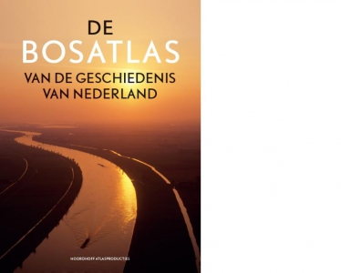De Bosatlas van de geschiedenis van Nederland