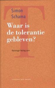 Waar is de tolerantie gebleven?